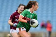 23 June 2019; Sinead Cafferky of Mayo during the 2019 TG4 Connacht Ladies Senior Football Final match between Mayo and Galway at Elvery's MacHale Park in Castlebar, Mayo. Photo by Matt Browne/Sportsfile