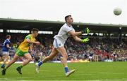 23 June 2019; Raymond Galligan of Cavan during the Ulster GAA Football Senior Championship Final match between Donegal and Cavan at St Tiernach's Park in Clones, Monaghan. Photo by Ramsey Cardy/Sportsfile