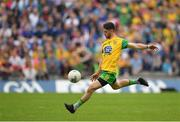 23 June 2019; Ryan McHugh of Donegal during the Ulster GAA Football Senior Championship Final match between Donegal and Cavan at St Tiernach's Park in Clones, Monaghan. Photo by Ramsey Cardy/Sportsfile