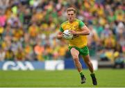23 June 2019; Stephen McMenamin of Donegal during the Ulster GAA Football Senior Championship Final match between Donegal and Cavan at St Tiernach's Park in Clones, Monaghan. Photo by Ramsey Cardy/Sportsfile