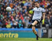 23 June 2019; Stephen Cluxton of Dublin during the Leinster GAA Football Senior Championship Final match between Dublin and Meath at Croke Park in Dublin. Photo by Ray McManus/Sportsfile