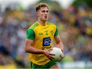 23 June 2019; Stephen McMenamin of Donegal during the Ulster GAA Football Senior Championship Final match between Donegal and Cavan at St Tiernach's Park in Clones, Monaghan. Photo by Oliver McVeigh/Sportsfile