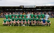 22 June 2019; The Limerick squad prior to the GAA Football All-Ireland Senior Championship Round 2 match between Westmeath and Limerick at TEG Cusack Park in Mullingar, Co. Westmeath. Photo by Diarmuid Greene/Sportsfile