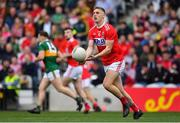 22 June 2019; Sean White of Cork during the Munster GAA Football Senior Championship Final match between Cork and Kerry at Páirc Ui Chaoimh in Cork.  Photo by Brendan Moran/Sportsfile