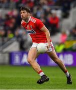 22 June 2019; Tomás Clancy of Cork during the Munster GAA Football Senior Championship Final match between Cork and Kerry at Páirc Ui Chaoimh in Cork.  Photo by Brendan Moran/Sportsfile