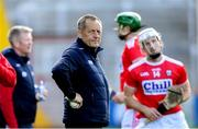 8 June 2019; Cork manager John Meyler before the Munster GAA Hurling Senior Championship Round 4 match between Cork and Waterford at Páirc Uí Chaoimh in Cork. Photo by Piaras Ó Mídheach/Sportsfile