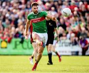 22 June 2019; Aidan O'Shea of Mayo during the GAA Football All-Ireland Senior Championship Round 2 match between Down and Mayo at Pairc Esler in Newry, Down. Photo by Oliver McVeigh/Sportsfile