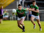 22 June 2019; Evan Regan of Mayo during the GAA Football All-Ireland Senior Championship Round 2 match between Down and Mayo at Pairc Esler in Newry, Down. Photo by Oliver McVeigh/Sportsfile