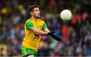 23 June 2019; Daire Ó Baoill of Donegal  during the Ulster GAA Football Senior Championship Final match between Donegal and Cavan at St Tiernach's Park in Clones, Monaghan. Photo by Sam Barnes/Sportsfile