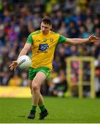 23 June 2019; Jamie Brennan of Donegal during the Ulster GAA Football Senior Championship Final match between Donegal and Cavan at St Tiernach's Park in Clones, Monaghan. Photo by Sam Barnes/Sportsfile
