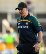 29 June 2019; Offaly manager John Maughan ahead of the GAA Football All-Ireland Senior Championship Round 3 match between Laois and Offaly at O'Moore Park in Portlaoise, Laois. Photo by Eóin Noonan/Sportsfile