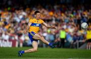 29 June 2019; Gary Brennan of Clare during the GAA Football All-Ireland Senior Championship Round 3 match between Westmeath and Clare at TEG Cusack Park in Mullingar, Westmeath. Photo by Sam Barnes/Sportsfile
