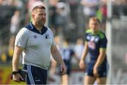 29 June 2019; Kildare manager Cian O'Neill ahead of the GAA Football All-Ireland Senior Championship Round 3 match between Kildare and Tyrone at St Conleth's Park in Newbridge, Co. Kildare. Photo by Ramsey Cardy/Sportsfile