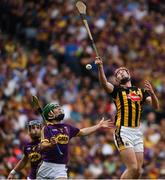 30 June 2019; Shaun Murphy of Wexford in action against Adrian Mullen of Kilkenny during the Leinster GAA Hurling Senior Championship Final match between Kilkenny and Wexford at Croke Park in Dublin. Photo by Ramsey Cardy/Sportsfile