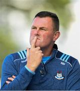 30 June 2019; Dublin manager Mick Bohan during the Ladies Football Leinster Senior Championship Final match between Dublin and Westmeath at Netwatch Cullen Park in Carlow. Photo by Sam Barnes/Sportsfile