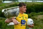 2 July 2019; Hugh McFadden of Donegal during the GAA Football All Ireland Senior Championship Series National Launch at Concra Wood Golf & Country Club in Castleblayney, Co. Monaghan. Photo by Ray McManus/Sportsfile