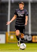 28 June 2019; Seán Gannon of Dundalk during the SSE Airtricity League Premier Division match between Shamrock Rovers and Dundalk at Tallaght Stadium in Dublin. Photo by Ben McShane/Sportsfile