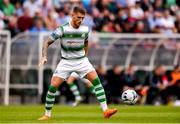28 June 2019; Lee Grace of Shamrock Rovers during the SSE Airtricity League Premier Division match between Shamrock Rovers and Dundalk at Tallaght Stadium in Dublin. Photo by Ben McShane/Sportsfile