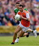 29 June 2019; Jamie Clarke of Armagh during the GAA Football All-Ireland Senior Championship Round 3 match between Mayo and Armagh at Elverys MacHale Park in Castlebar, Mayo. Photo by Ben McShane/Sportsfile