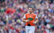 29 June 2019; Brendan Donaghy of Armagh during the GAA Football All-Ireland Senior Championship Round 3 match between Mayo and Armagh at Elverys MacHale Park in Castlebar, Mayo. Photo by Ben McShane/Sportsfile