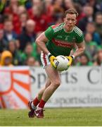 29 June 2019; Donal Vaughan of Mayo during the GAA Football All-Ireland Senior Championship Round 3 match between Mayo and Armagh at Elverys MacHale Park in Castlebar, Mayo. Photo by Ben McShane/Sportsfile