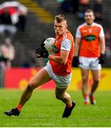 29 June 2019; Rian O'Neill of Armagh during the GAA Football All-Ireland Senior Championship Round 3 match between Mayo and Armagh at Elverys MacHale Park in Castlebar, Mayo. Photo by Brendan Moran/Sportsfile