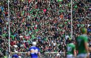 30 June 2019; A general view of spectators during the Munster GAA Hurling Senior Championship Final match between Limerick and Tipperary at LIT Gaelic Grounds in Limerick. Photo by Piaras Ó Mídheach/Sportsfile