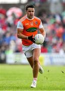 29 June 2019; Stefan Campbell of Armagh during the GAA Football All-Ireland Senior Championship Round 3 match between Mayo and Armagh at Elverys MacHale Park in Castlebar, Mayo. Photo by Brendan Moran/Sportsfile