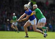 30 June 2019; Padraic Maher of Tipperary in action against Cian Lynch of Limerick during the Munster GAA Hurling Senior Championship Final match between Limerick and Tipperary at LIT Gaelic Grounds in Limerick. Photo by Brendan Moran/Sportsfile