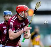 4 July 2019; TJ Brennen of Galway during the Bord Gais Energy Leinster GAA Hurling U20 Championship semi-final match between Galway and Kilkenny at Bord na Mona O'Connor Park in Tullamore, Offaly. Photo by Matt Browne/Sportsfile