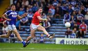 6 July 2019; Brian Hurley of Cork scores his second goal against Laois during the GAA Football All-Ireland Senior Championship Round 4 match between Cork and Laois at Semple Stadium in Thurles, Tipperary. Photo by Matt Browne/Sportsfile