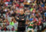 6 July 2019; Mayo manager James Horan prior to the GAA Football All-Ireland Senior Championship Round 4 match between Galway and Mayo at the LIT Gaelic Grounds in Limerick. Photo by Eóin Noonan/Sportsfile