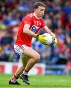 6 July 2019; Mark Collins of Cork during the GAA Football All-Ireland Senior Championship Round 4 match between Cork and Laois at Semple Stadium in Thurles, Tipperary. Photo by Matt Browne/Sportsfile