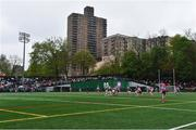 5 May 2019; A general view of Gaelic Park during the Connacht GAA Football Senior Championship Quarter-Final match between New York and Mayo at Gaelic Park in New York, USA. Photo by Piaras Ó Mídheach/Sportsfile