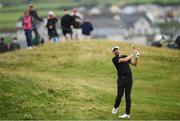 7 July 2019; Mike Lorenzo-Vera of France on the 3rd hole during day four of the 2019 Dubai Duty Free Irish Open at Lahinch Golf Club in Lahinch, Clare. Photo by Ramsey Cardy/Sportsfile