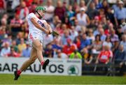 7 July 2019; Robbie O'Flynn of Cork scores his side's first goal during the GAA Hurling All-Ireland Senior Championship preliminary round quarter-final match between Westmeath and Cork at TEG Cusack Park, Mullingar in Westmeath. Photo by Brendan Moran/Sportsfile