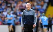 7 July 2019; Dublin manager Mattie Kenny ahead of the GAA Hurling All-Ireland Senior Championship preliminary round quarter-final match between Laois and Dublin at O'Moore Park in Portlaoise, Laois. Photo by Sam Barnes/Sportsfile