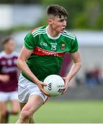 5 July 2019; Frank Irwin of Mayo during the Electric Ireland Connacht GAA Football Minor Championship Final match between Galway and Mayo at Tuam Stadium in Tuam, Galway. Photo by Matt Browne/Sportsfile