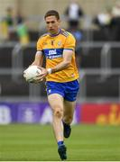 7 July 2019; Gary Brennan of Clare during the GAA Football All-Ireland Senior Championship Round 4 match between Meath and Clare at O'Moore Park in Portlaoise, Laois. Photo by Sam Barnes/Sportsfile