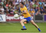 7 July 2019; David Tubridy of Clare during the GAA Football All-Ireland Senior Championship Round 4 match between Meath and Clare at O'Moore Park in Portlaoise, Laois. Photo by Sam Barnes/Sportsfile