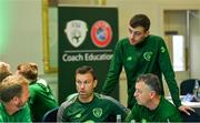 9 July 2019; Richie Smith, Coach Education FAI, during a UEFA Pro Licence Course at Johnstown House in Enfield, Meath. Photo by Piaras Ó Mídheach/Sportsfile