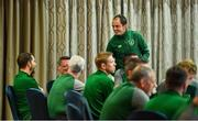9 July 2019; Nigel Keady, FAI, during a UEFA Pro Licence Course at Johnstown House in Enfield, Meath. Photo by Piaras Ó Mídheach/Sportsfile