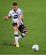10 July 2019; Patrick McEleney of Dundalk during the UEFA Champions League First Qualifying Round 1st Leg match between Dundalk and Riga at Oriel Park in Dundalk, Co Louth. Photo by Eóin Noonan/Sportsfile