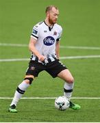 10 July 2019; Chris Shields of Dundalk during the UEFA Champions League First Qualifying Round 1st Leg match between Dundalk and Riga at Oriel Park in Dundalk, Co Louth. Photo by Eóin Noonan/Sportsfile