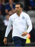 10 July 2019; Chelsea goalkeeping coach Henrique Hilario during a friendly match between Bohemians and Chelsea at Dalymount Park in Dublin. Photo by Ramsey Cardy/Sportsfile