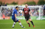 10 July 2019; Robbie McCourt of Bohemians during a friendly match between Bohemians and Chelsea at Dalymount Park in Dublin. Photo by Ramsey Cardy/Sportsfile