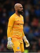 10 July 2019; Willy Caballero of Chelsea during a friendly match between Bohemians and Chelsea at Dalymount Park in Dublin. Photo by Ramsey Cardy/Sportsfile