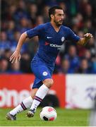 10 July 2019; Pedro of Chelsea during a friendly match between Bohemians and Chelsea at Dalymount Park in Dublin. Photo by Ramsey Cardy/Sportsfile