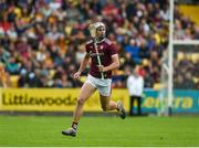 9 June 2019; Gearoid McInerney of Galway during the Leinster GAA Hurling Senior Championship Round 4 match between Kilkenny and Galway at Nowlan Park in Kilkenny. Photo by Daire Brennan/Sportsfile