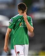 11 July 2019; Darragh Crowley of Cork City following the UEFA Europa League First Qualifying Round 1st Leg match between Cork City and Progres Niederkorn at Turners Cross in Cork. Photo by Eóin Noonan/Sportsfile